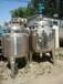 佳業二手不銹鋼反應釜,5立方不銹鋼反應釜報價
