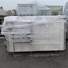 收售二手均质机1吨-5吨高压均质机40压力-60压力全不锈钢乳化机图片