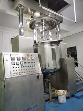 500L佳業真空均質乳化機回收,真空乳化機圖片