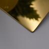 201不锈钢黄钛金不锈钢镜面不锈钢黄金色