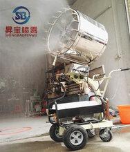 喷雾风扇手推式喷雾风机悬吊式喷雾风机