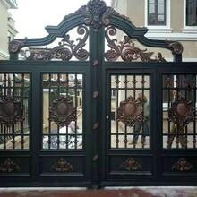 晉城市高平市樓梯欄桿圍墻大門廠家生產提供圖片