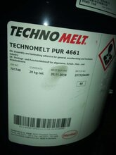 德国汉高金属玻璃低表面能PUR热熔胶PUR4661