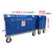 超高压便携式小型水切割机高压水刀水射流租赁出租切割油罐安全