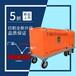 水刀切割油罐便攜式水切割機價格水刀租賃切割化工管道