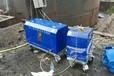 切割油罐水切割鋼板煤礦用水切割機混凝土礦水刀切割租賃