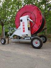 A平原JP75-400圆形卷盘式喷灌机厂家A圆形喷灌机报价