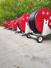 A农村浇地用的卷盘式喷灌机A农村浇地用的卷盘式喷灌机400米生产厂家农村浇地神器