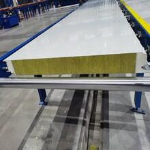 1000型聚氨酯封邊復合板加工生產基地隱藏式墻面PU封邊板圖片