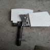 磚機配件磚廠攪拌機用耐磨陶瓷鉸刀復合鉸刀空心磚配件頁巖磚配件