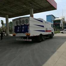 东风天锦10吨吸尘车吸尘车促销图片