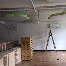 奧潔掛式空氣消毒機幼兒園用空氣消毒機設備圖片