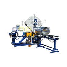 天津科瑞嘉排煙螺旋風管加工設備通風管道生產加工設備圖片