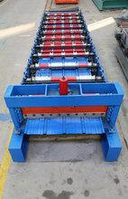 厂家直供800竹节压瓦机成型设备彩钢设备