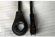 重型棘轮扳手快速梅花棘轮扳手六方梅花方孔都可定制