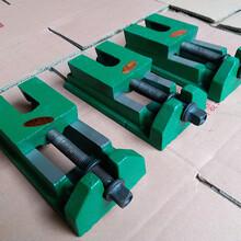 泊头润驰机床垫铁调整垫铁两层垫铁设备垫脚数控垫铁型号齐全坚固耐用现货销售图片
