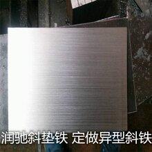 精加工調整墊鐵調整墊塊調整斜鐵調整斜墊鐵斜塊機床墊鐵廠家圖片