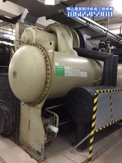 佛山工业冷水机上门维修图片1