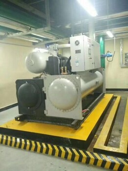 佛山螺杆式冷水机维修公司