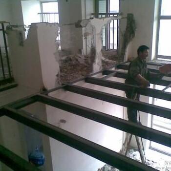 揭阳阁楼房专业拆除工程