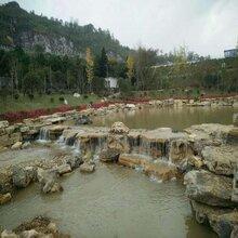 济南河道护坡公司制作图片