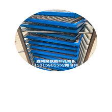 山西临猗聚氨酯锰钢冲孔筛板制造厂地址电话图片