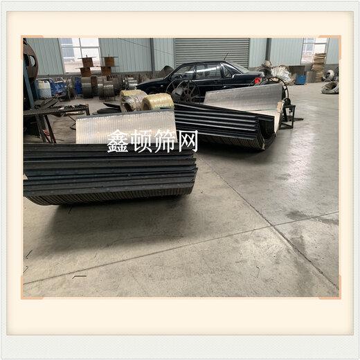 天津武清脫磁弧形篩實體廠價格信息
