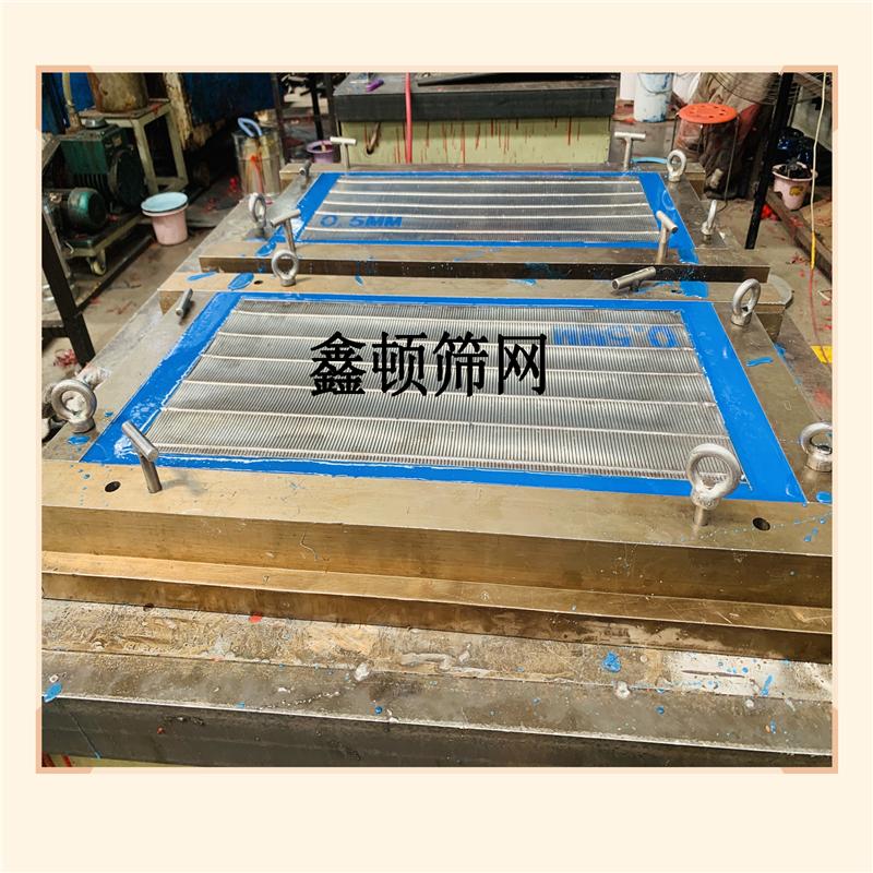 陜西渭南彈性桿篩板制造廠價格信息