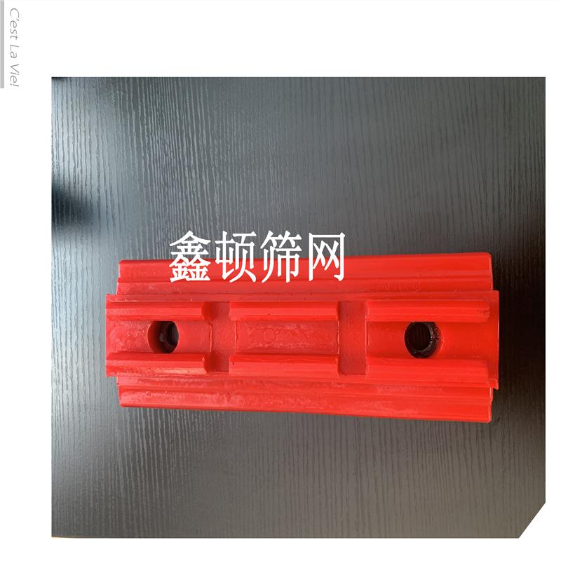 寧夏固原聚氨酯軌座鑫頓公司高耐磨