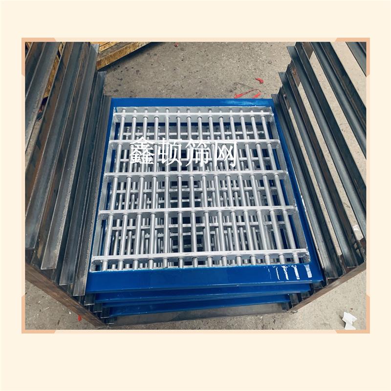 安徽霍邱彈性桿篩板供應廠家規格