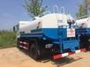 三明8吨12吨二手洒水车卖家急售工地专用绿化喷洒