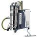 湖北水泥廠大功率工業吸塵器C007AI8100W大吸力吸塵機