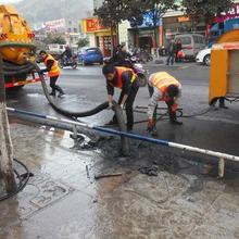 金山区管道清洗清淤检测