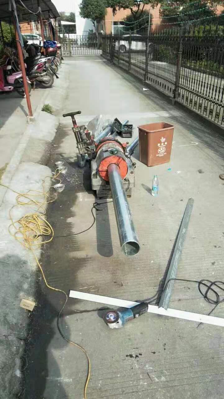 金山区金山新城消防维保消防管及喷淋改装消防安装改造
