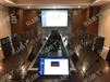 銳進18.5寸無紙化會議終端嵌入式會議升降器會議系統設備
