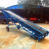 廠家供應小型糧食裝卸車用皮帶輸送機