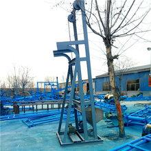 南京敞口式单斗提升机碳钢翻斗式上料机?链条单斗型提升机图片