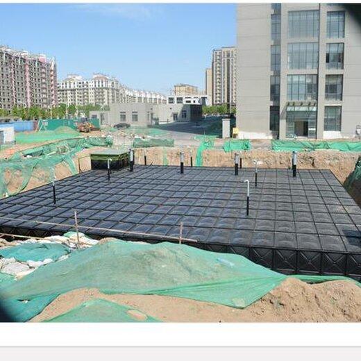 江津地埋式消防給水設備廠家,裝配式BDF復合水箱