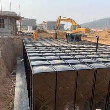 貴陽地埋式消防給水設備廠家,裝配式BDF復合水箱圖片