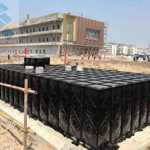 九龍坡地埋式消防給水設備廠家,裝配式BDF復合水箱