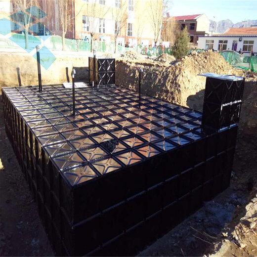 徐匯地埋式消防給水設備廠家,抗浮式消防水池