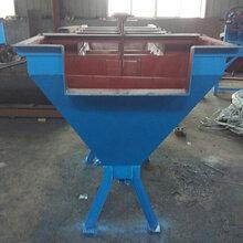 江西贛州水力分級機搖床配套用分級箱大型選場分級設備圖片
