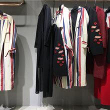高端时尚蜂后国际女装品牌折扣批发走份货源供应