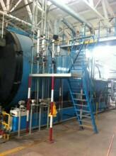 20吨二手燃油蒸汽锅炉2台