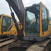 沃尔沃210二手挖掘机全国送货大件保修