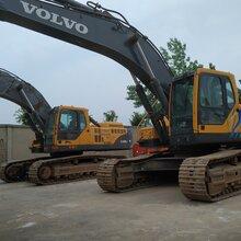 沃尔沃360二手挖掘机卖多少钱