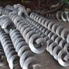 宣城连续冷压螺旋叶片/碳钢螺旋叶片生产操作