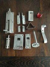 門插銷與普通插銷門鎖門扣手火車內室配件生產直銷飛機彈簧插銷鎖圖片