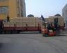 珠海吉大到北京物流公司平板車拉貨