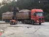 從蚌埠到濱州運建材4米2廂式車